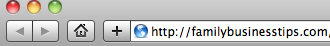 Website Logo Favicon To The Address Bar