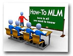 home based mlm business