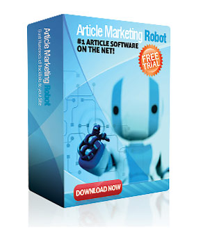 article marketing robot