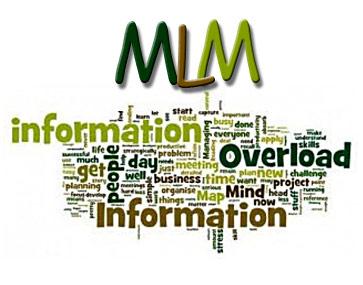 MLM Information Overload