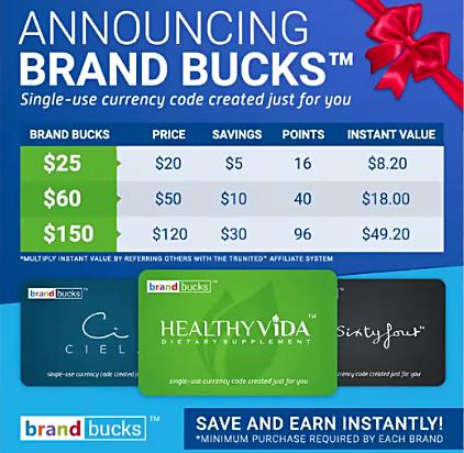 Brand Bucks
