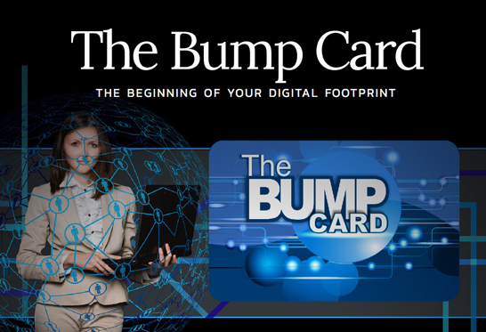 The Bump Card Digital Business Card