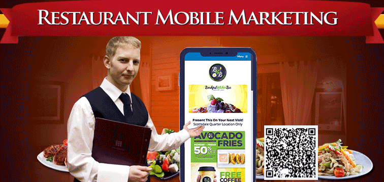 Restaurant mobile loyalty priogram