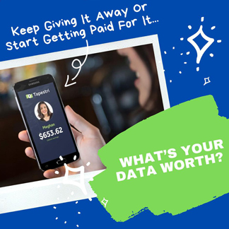 Tapestri wants to know what your data is worth?
